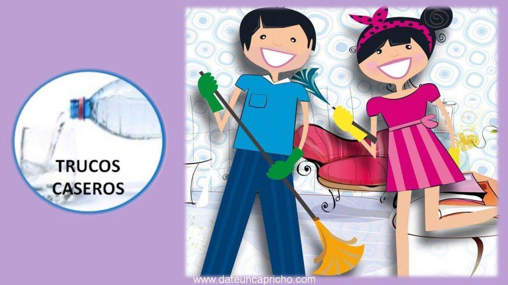 10 trucos caseros para la limpieza del hogar problemas comunes y soluciones