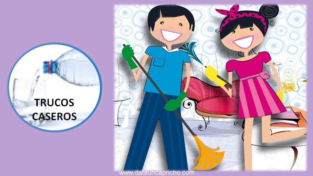 Photo of 10 Trucos caseros para la limpieza del hogar – Problemas comunes y soluciones.