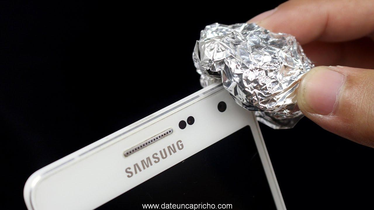 5 Trucos para hacer con papel de aluminio
