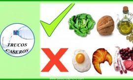 Como bajar el colesterol malo de forma natural – Remedios caseros para el colesterol