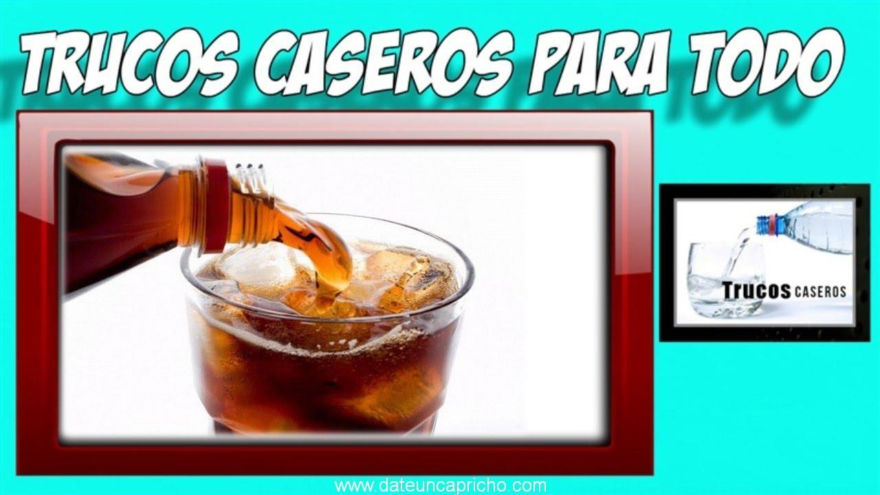 Photo of Increibles usos del refresco de cola para resolver problemas comunes – Trucos caseros