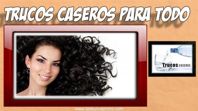 Remedios naturales para el pelo rizado – Consejos de belleza natural