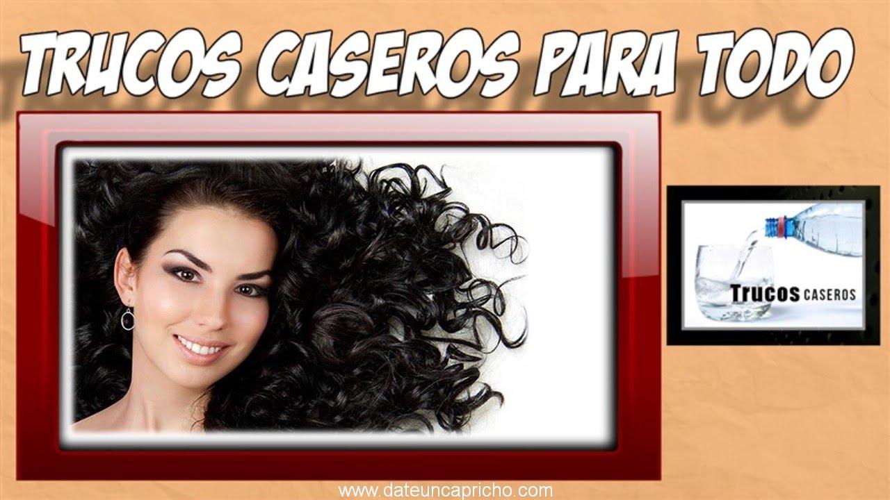 remedios naturales para el pelo rizado consejos de belleza natural