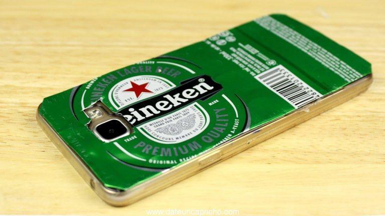 DIY – 2 funda para celular