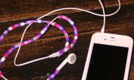 ¡Decoraciones de auriculares súper lindas!