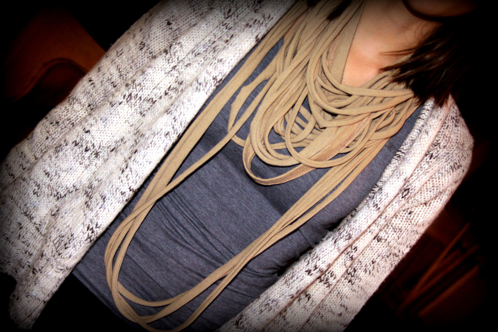 Photo of T-Shirt Scarf!